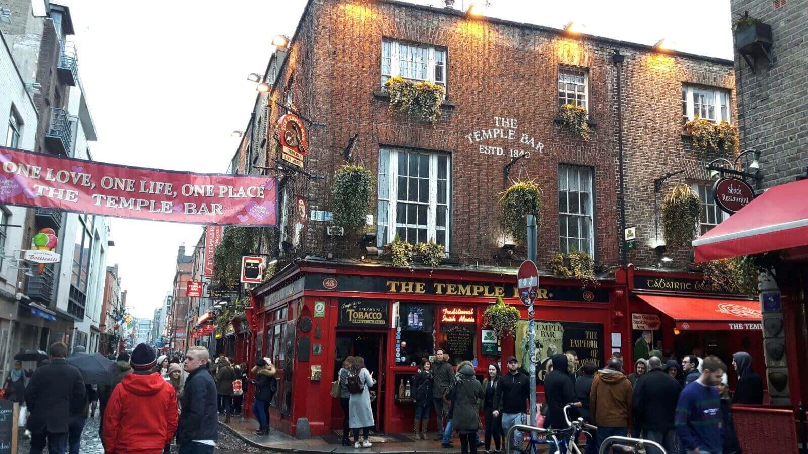Travel Diary: Ein Tag in Dublin