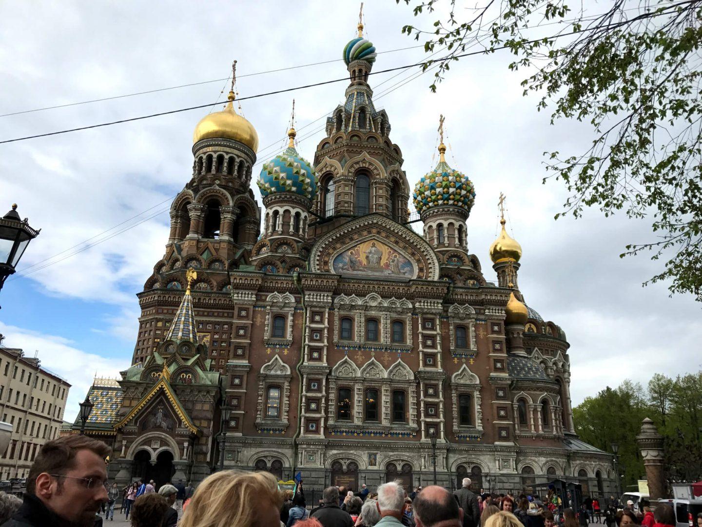 Travel Diary: Sankt Petersburg mit der Princess Anastasia