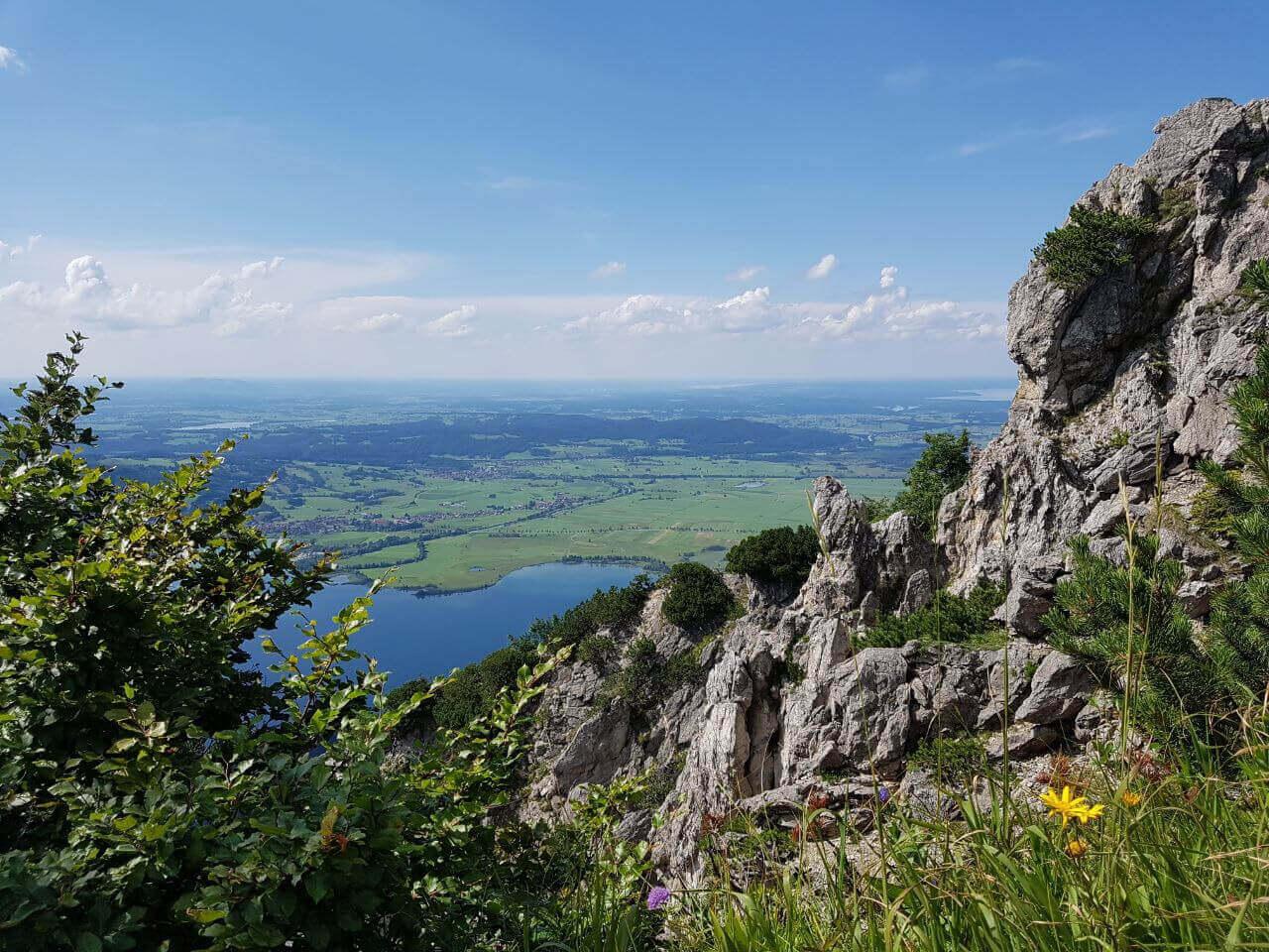 Kurztrip nach Bayern: Wandern und Sightseeing in München