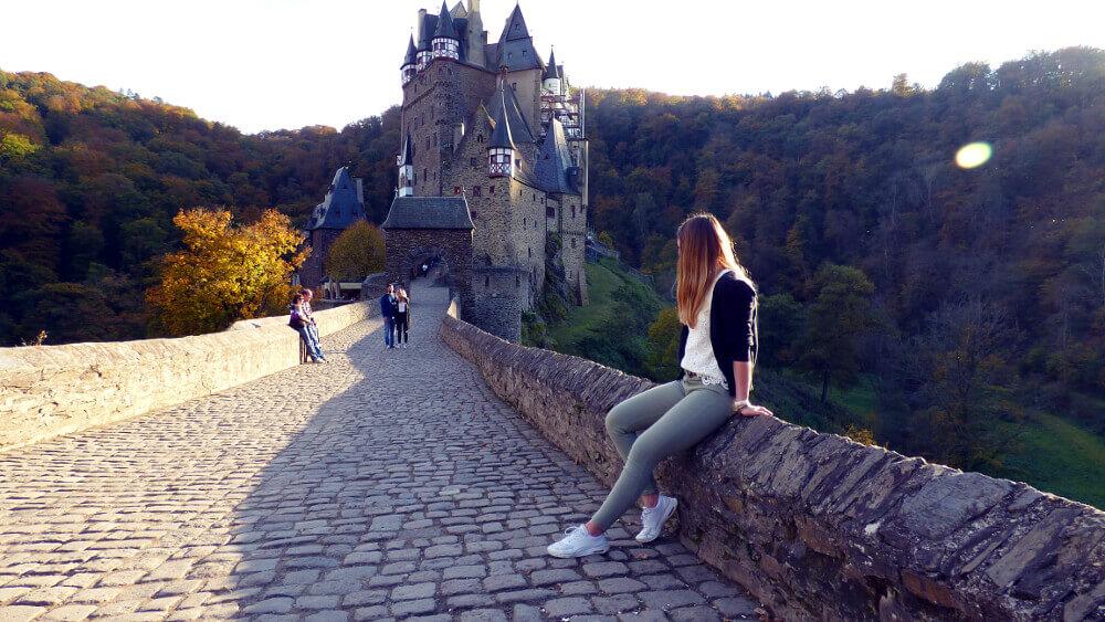 Ausflug zur Burg Eltz: Der Instagram-Star an der Mosel