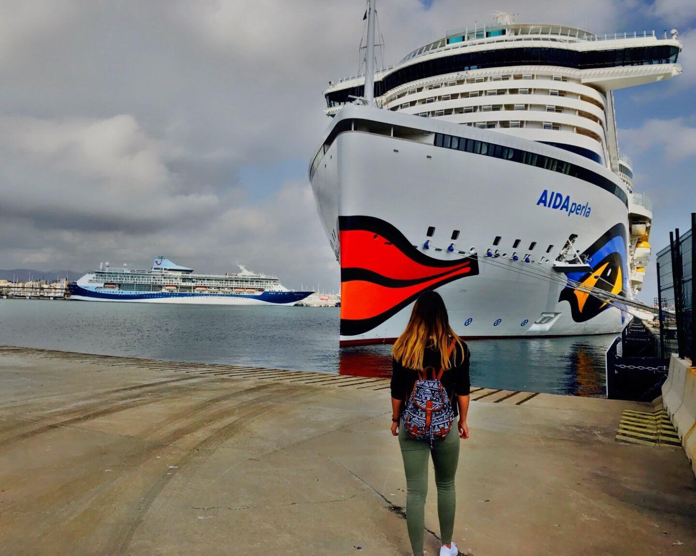 Rom, Pisa, Marseille und Co.: Mittelmeer-Kreuzfahrt mit AIDAperla