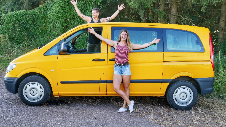 Vanlife: Wir haben einen Bus gekauft