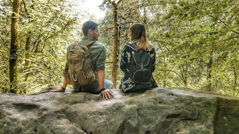 Wandern in der Eifel: Von Teufelsschluchten und Wasserfällen