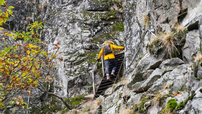 Sentier des Roches: Wie war der gefährlichste Wanderweg der Vogesen?