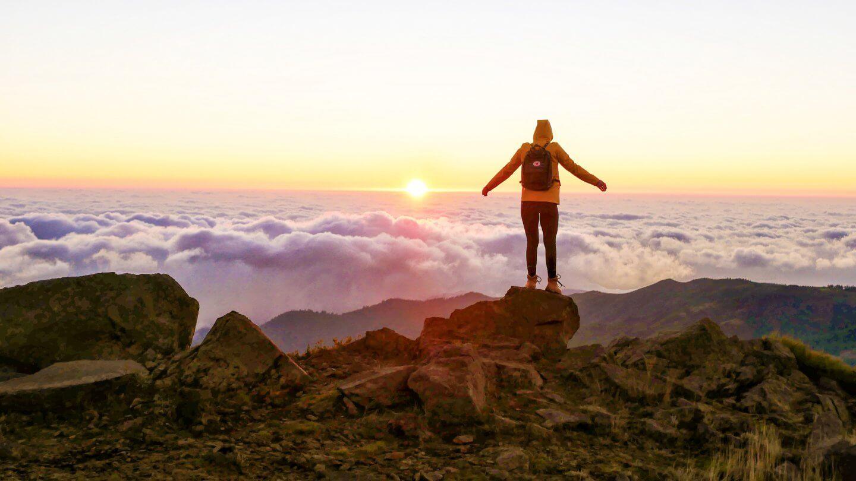 Wandern auf Madeira: Vom Pico Arieiro zum Pico Ruivo