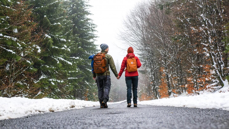 Warum Wandern im Nationalpark Hunsrück-Hochwald uns den Winter versüßt hat