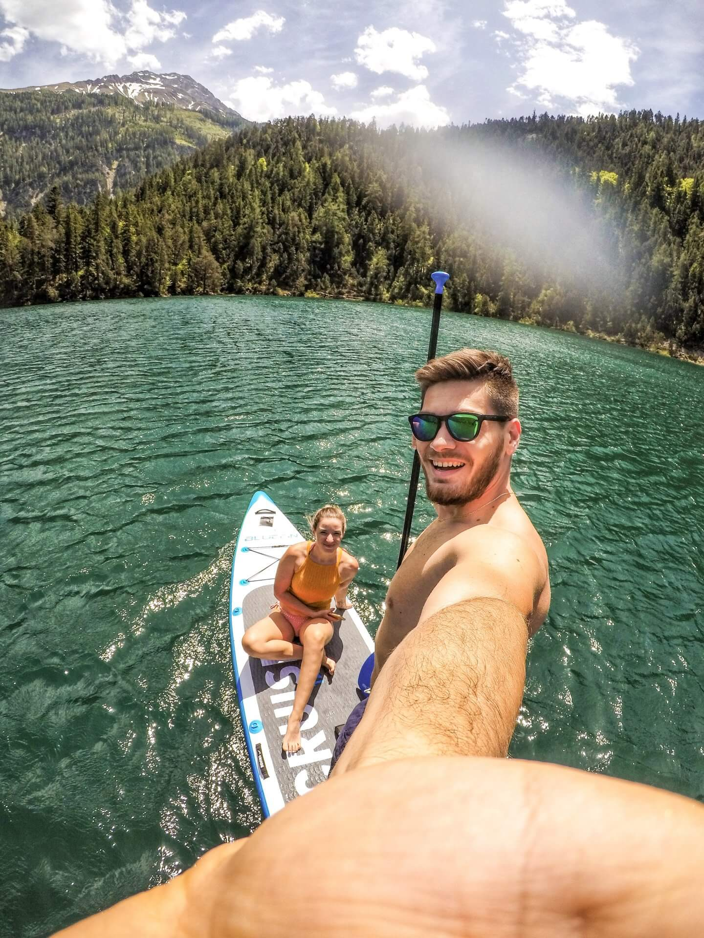 SUP: Unsere Top 3 Stand Up Paddle Spots